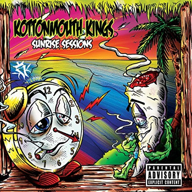 Kottonmouth Kings SUNRISE SESSIONS CD