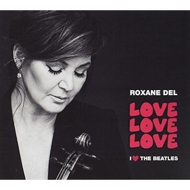 Roxane Del LOVE LOVE LOVE Vinyl Record