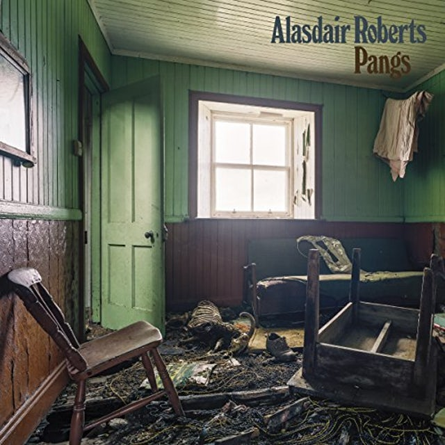 Alasdair Roberts PANGS Vinyl Record