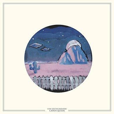 Coby & Prisoners CANDY QUEEN Vinyl Record
