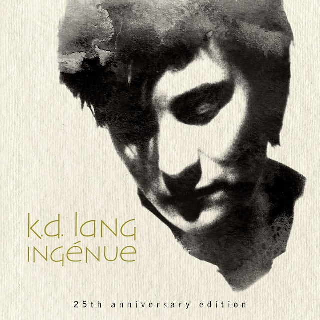 K.D. Lang INGENUE (25TH ANNIVERSARY EDITION) CD