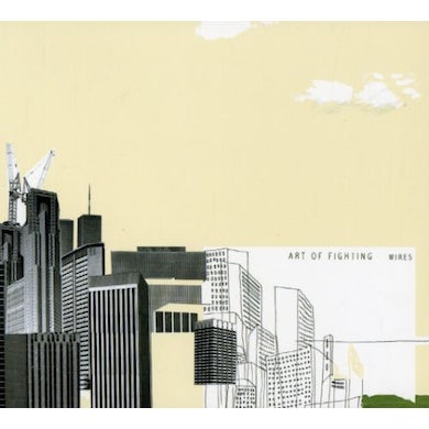 Art Of Fighting  WIRES CD