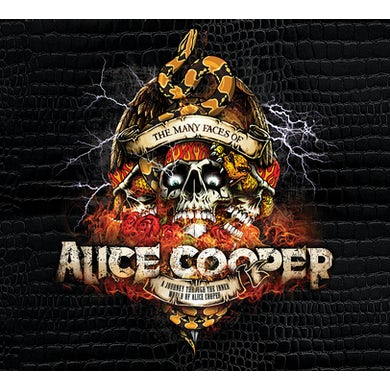 MANY FACES OF ALICE COOPER / VARIOUS CD