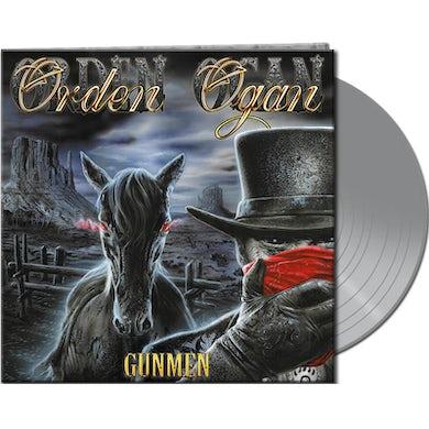 Orden Ogan GUNMEN (SILVER VINYL) Vinyl Record