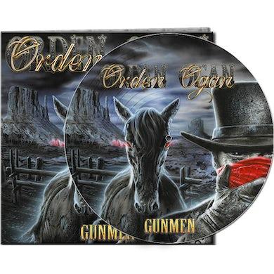 Orden Ogan GUNMEN (PICTURE VINYL) Vinyl Record