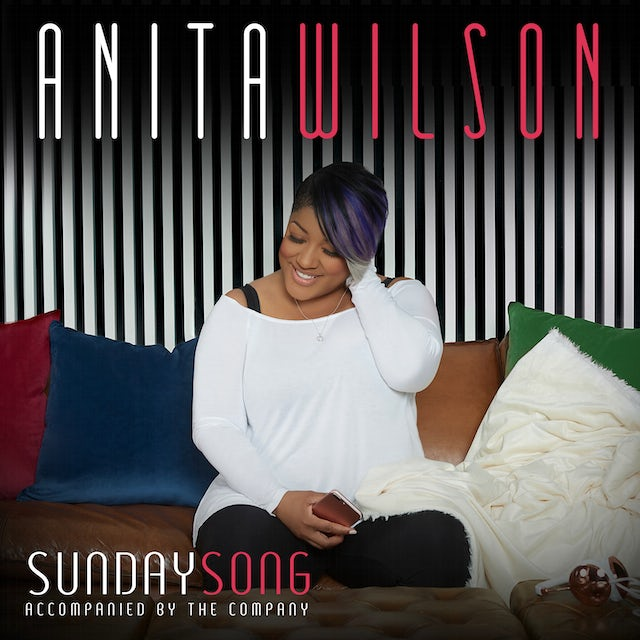 Anita Wilson SUNDAY SONG CD