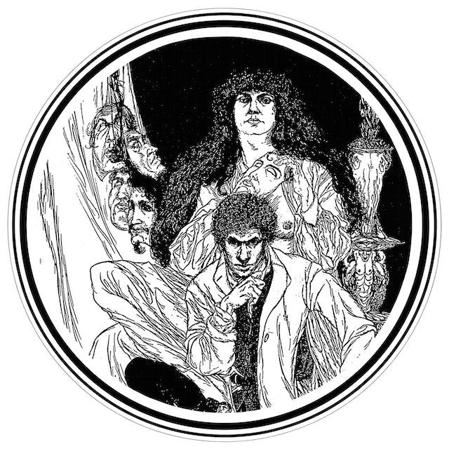 Psychic Tv ALLEGORY & SELF CD