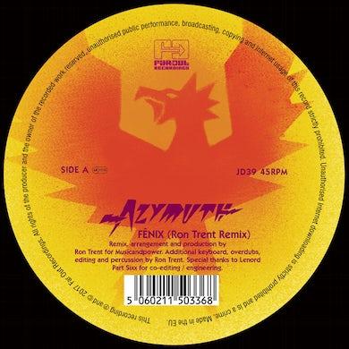 Azymuth FENIX (RON TRENT REMIX) Vinyl Record