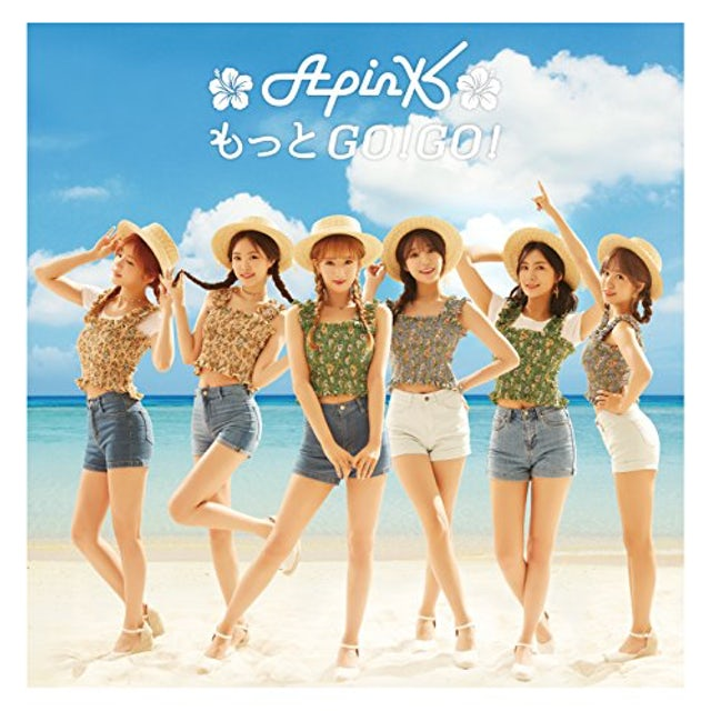 Apink MOTTO GO! GO! (LIMITED-C/CHORONG) CD