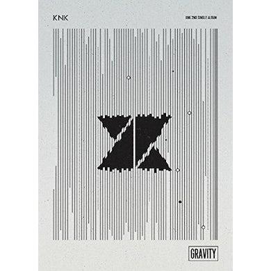 KNK GRAVITY CD