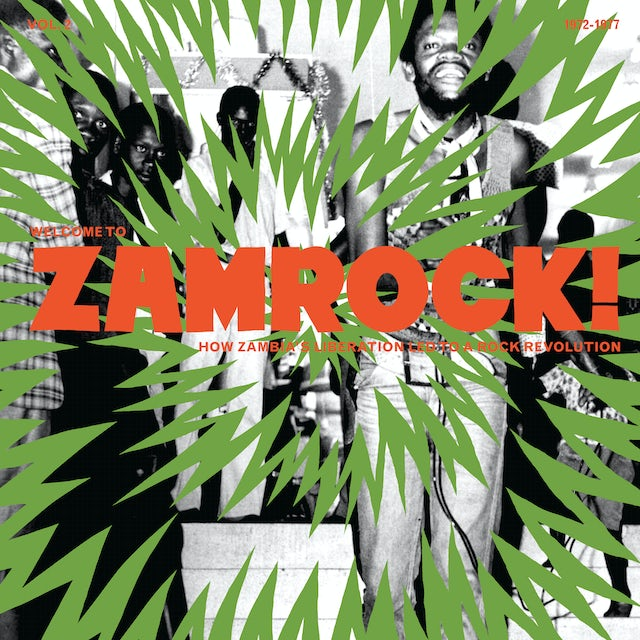 Welcome To Zamrock 2 / Various Vinyl Record
