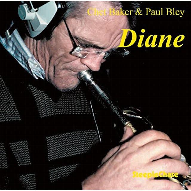 Chet Baker DIANE (& PAUL BLEY) CD