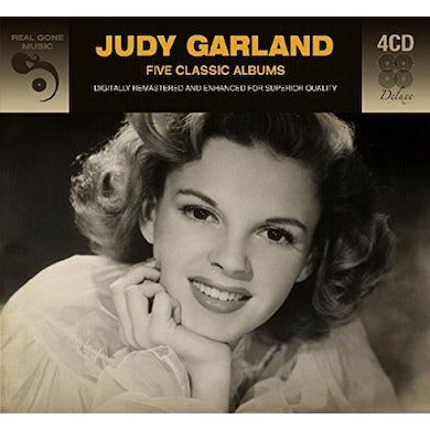 Judy Garland 5 CLASSIC ALBUMS CD
