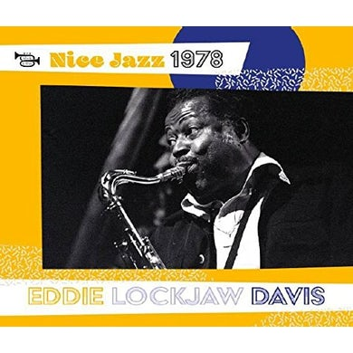 Eddie Lockjaw Davis NICE JAZZ 1978 CD