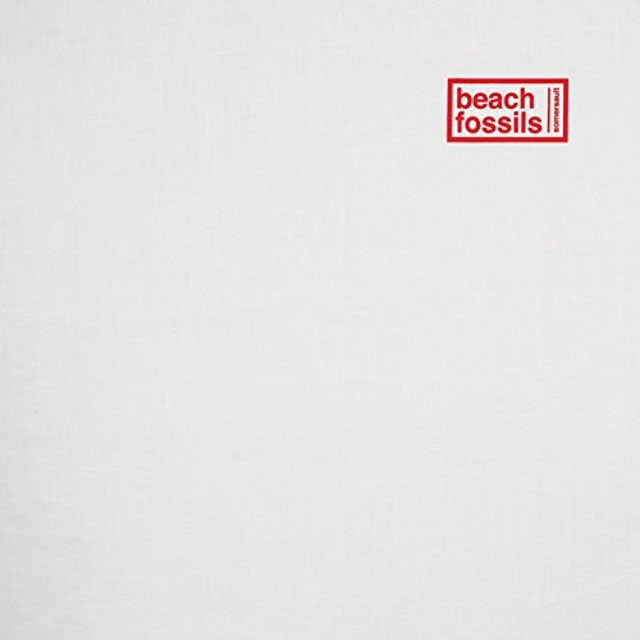 Beach Fossils SOMERSAULT (CLEAR VINYL) Vinyl Record