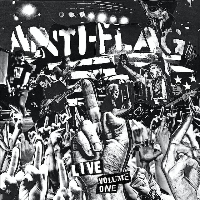 Anti-Flag LIVE 1 CD