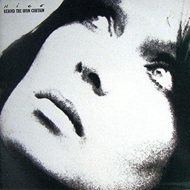 Nico BEHIND THE IRON CURTAIN CD