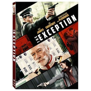 EXCEPTION DVD
