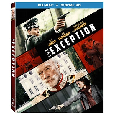 EXCEPTION Blu-ray