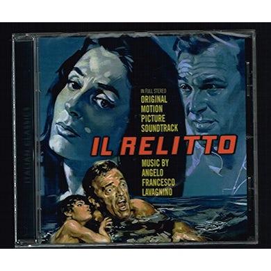 Angelo Francesco Lavagnino IL RELITTO / Original Soundtrack CD