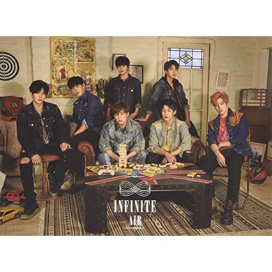 Infinite AIR: LIMITED A VERSION CD