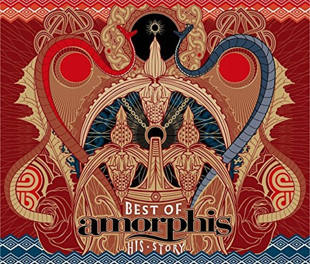 Amorphis HIS STORY: BEST OF CD