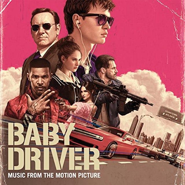 Baby Driver / O.S.T. BABY DRIVER / Original Soundtrack CD