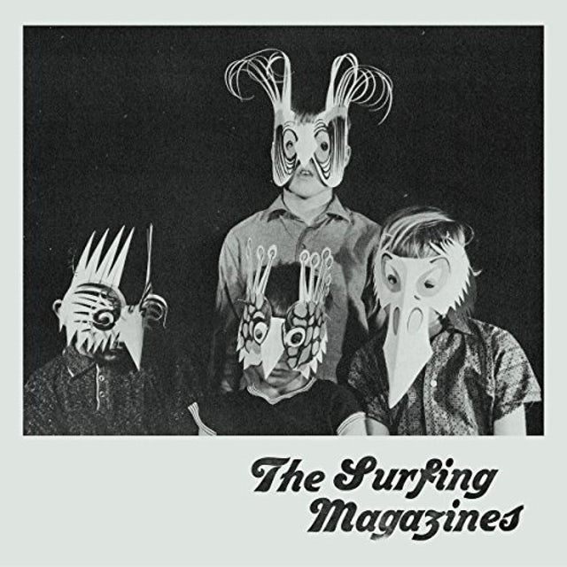 Surfing Magazines CD
