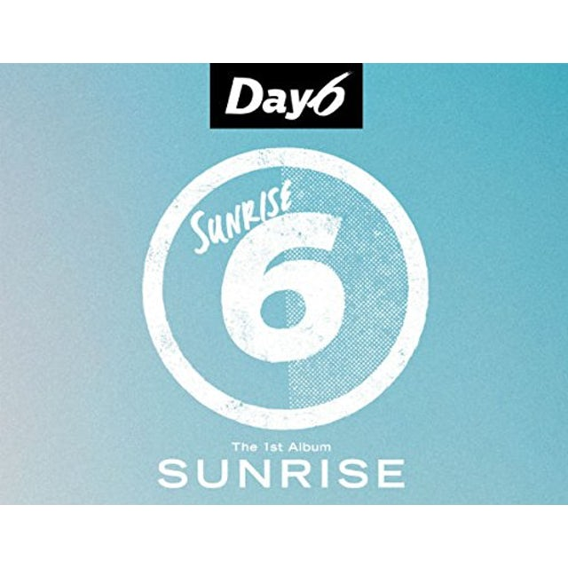 DAY6 VOL 1 (SUNRISE) CD