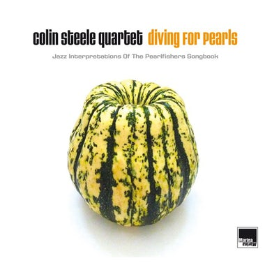 Colin Steele DIVING FOR PEARLS: JAZZ INTERPRETATIONS OF THE CD