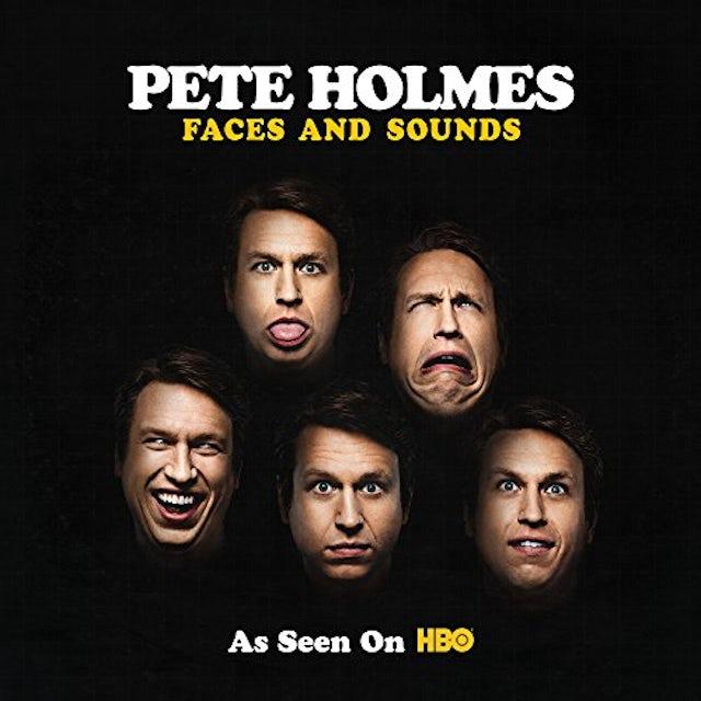 Pete Holmes FACES & SOUNDS CD