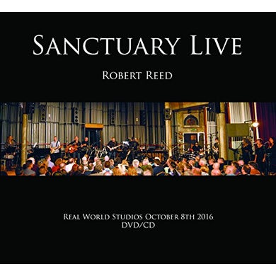Robert Reed SANCTUARY: LIVE CD
