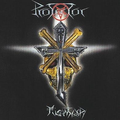 Protector MISANTHROPY (BONE COLORED VINYL) Vinyl Record