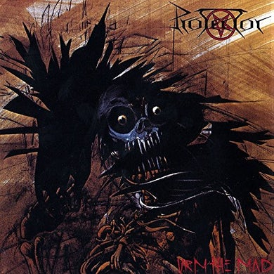 URM THE MAD (TRANSPARENT BEER/BLACK SPLATTER VINYL) Vinyl Record