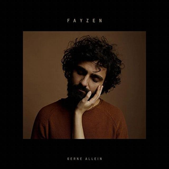 Fayzen GERNE ALLEIN Vinyl Record