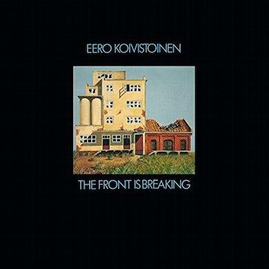 Eero Koivistoinen Quartet FRONT IS BREAKING Vinyl Record