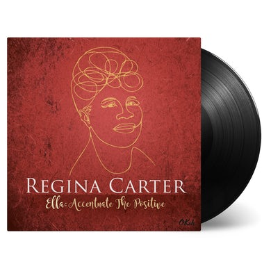 ELLA: ACCENTUATE THE POSITIVE Vinyl Record