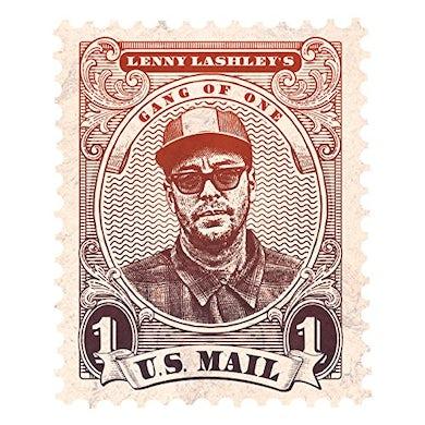 LENNY LASHLEY'S GANG OF ONE -U.S. MAIL / VARIOUS Vinyl Record