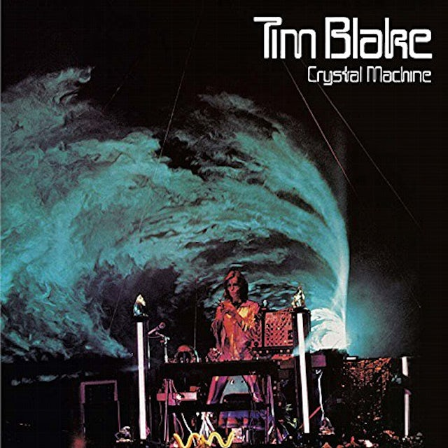 Tim Blake CRYSTAL MACHINE CD