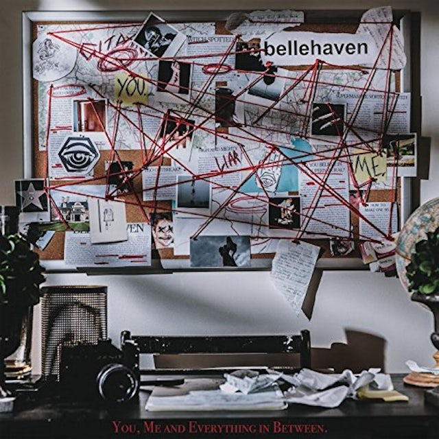 Belle Haven YOU ME & EVERYTHING IN BETWEEN CD
