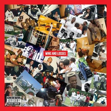 Meek Mill WINS & LOSSES CD