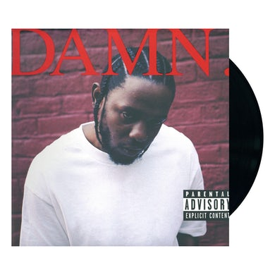 Kendrick Lamar DAMN. Double LP (Vinyl)