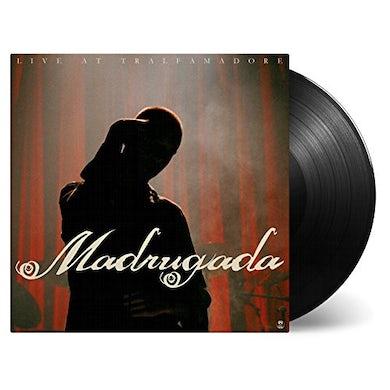 Madrugada LIVE AT TRALFAMADORE Vinyl Record