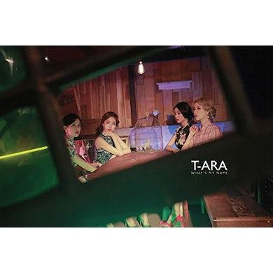 T-ara WHAT'S MY NAME? CD
