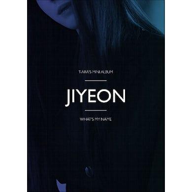 T-ara WHAT'S MY NAME? - JIYEON VERSION CD