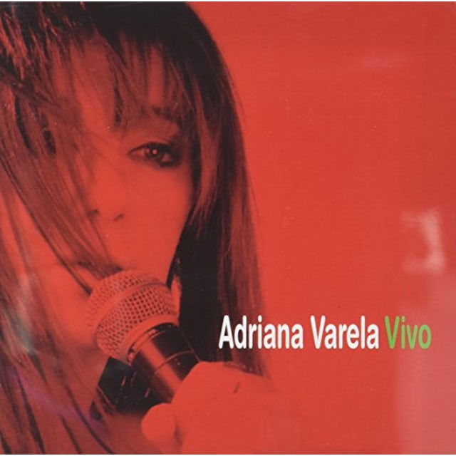 Adriana Varela VIVO CD