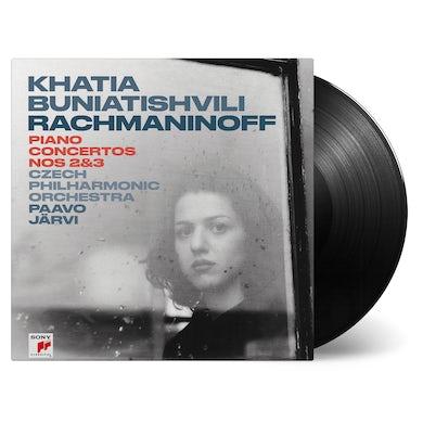 PIANO CONCERTOS NOS 2 & 3 Vinyl Record