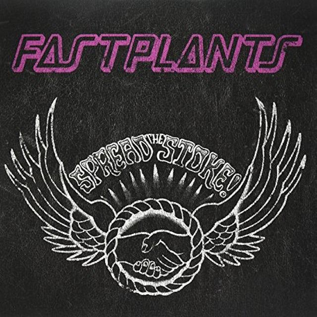 Fastplants SPREAD THE STOKE Vinyl Record