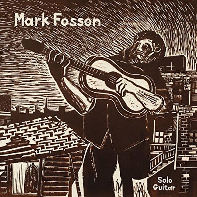Mark Fosson SOLO GUITAR CD
