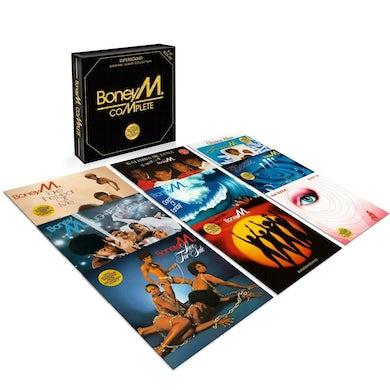 Boney M COMPLETE Vinyl Record